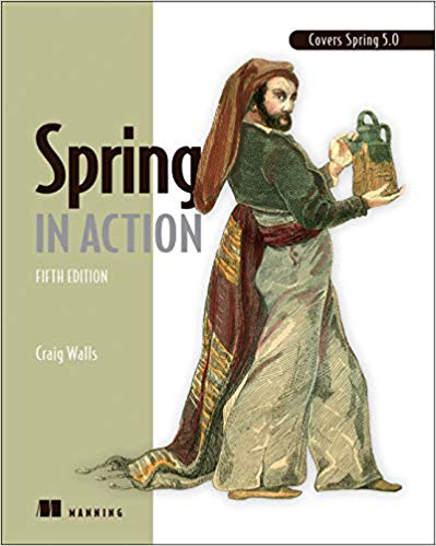 Spring in Action, Fifth Edition – Review