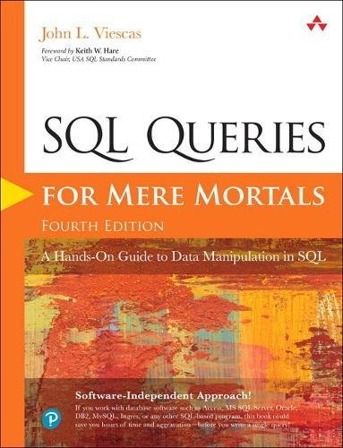 SQL Queries for mere mortals – Review