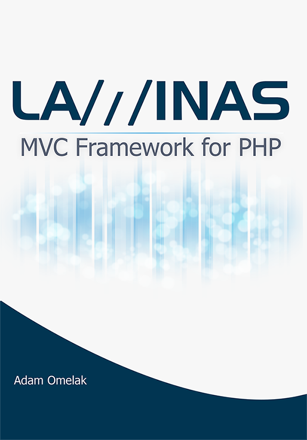 Laminas: MVC Framework for PHP - Book cover